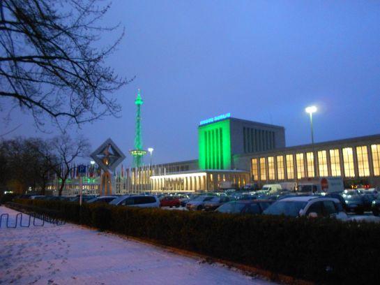 Panorama Messe Berlin
