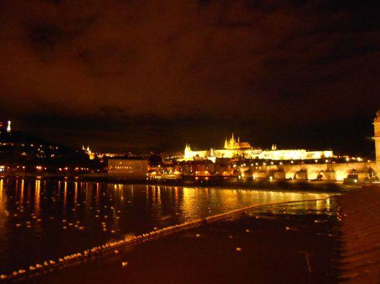 Praha by night