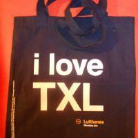 I love TXL - Ich liebe TXL