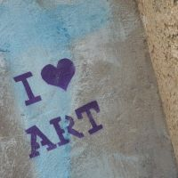 I love ART ...