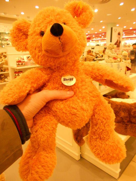 i want him