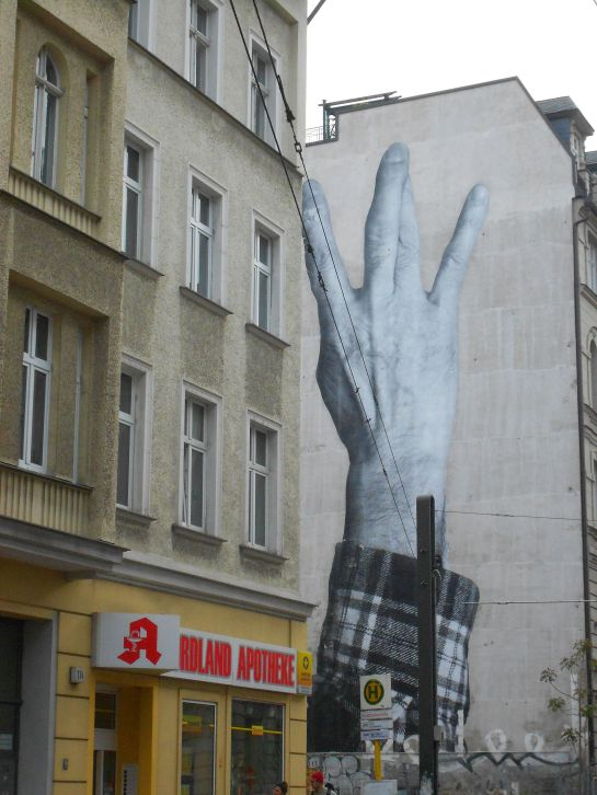 Wrinkles of the City - Invalidenstraße