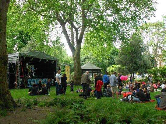concert at marylebone festival