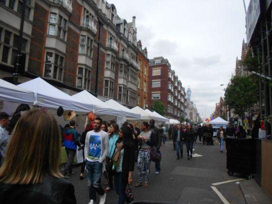 marylebone festival