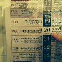 Sunday at the Berliner Ensemble - Sonntag im Berliner Ensemble