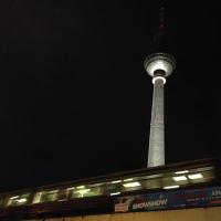 Fernsehturm & S-bahn