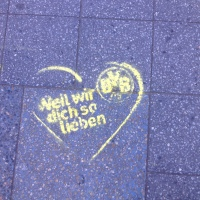 Because we love you so much - BVB - Weil wir Dich so lieben