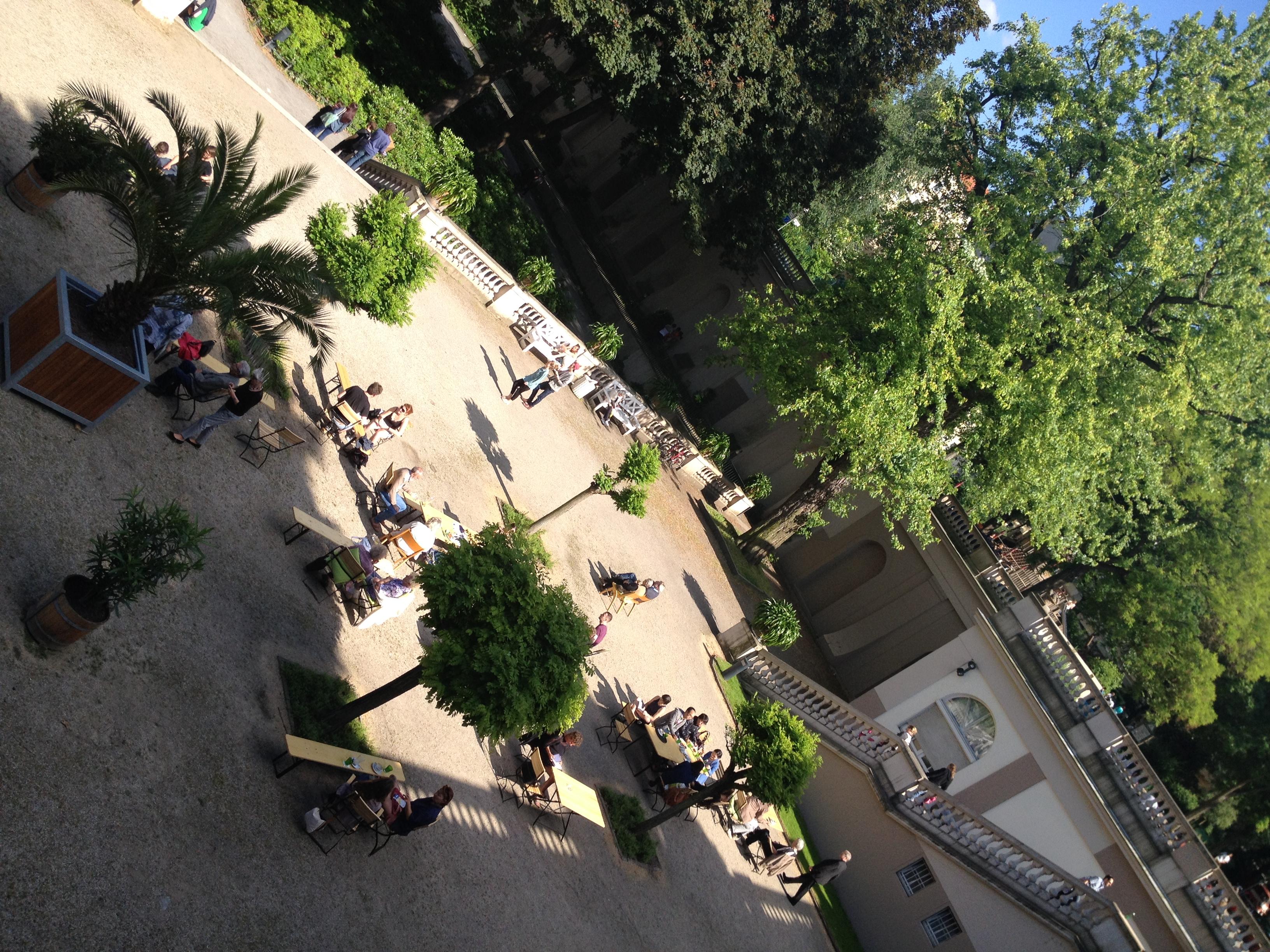 cafe eßkultur @ körnerpark | sonntagimpark