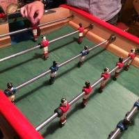 minifoot – Futbolín